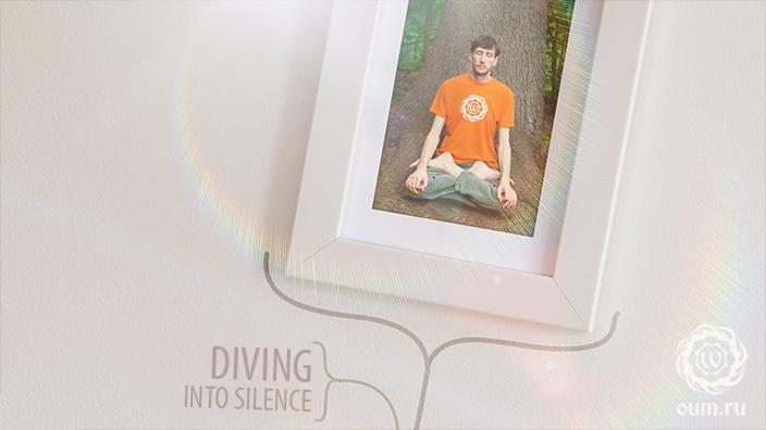 "Meditation Vipassana ""Diving into silence"""