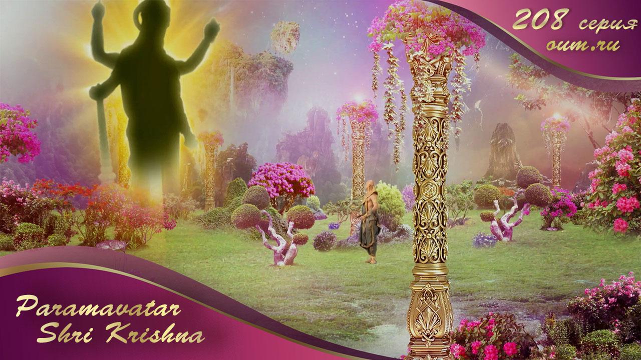 Paramavatar Shri Krishna. Серия  208