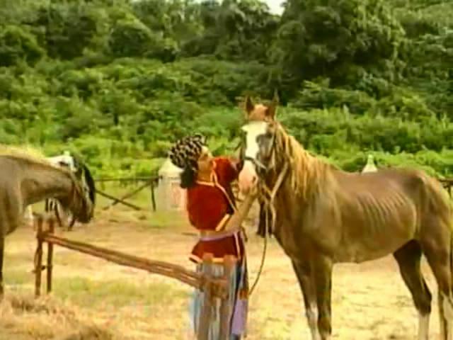 Махабхарата (1988). 56 серия.