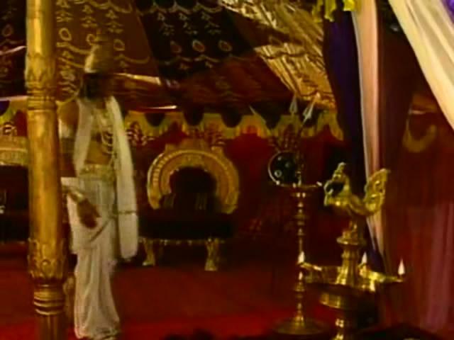 Махабхарата (1988). 3 серия.