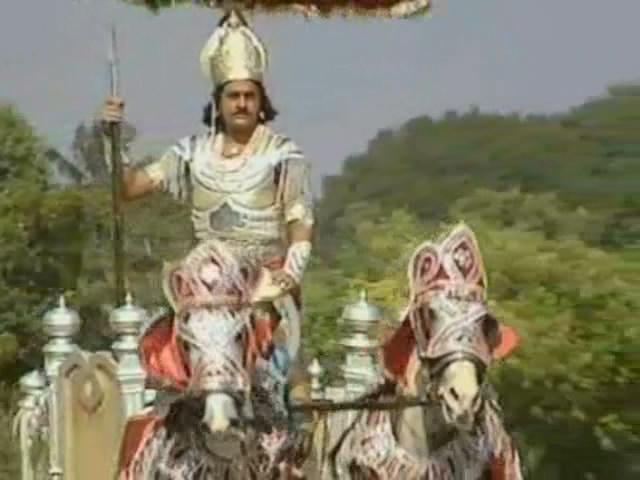 Махабхарата (1988). 25 серия.