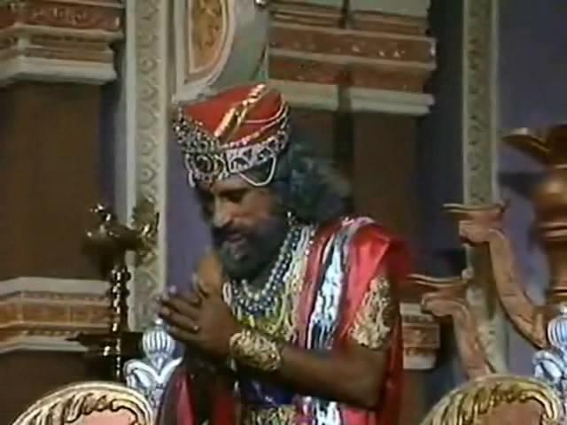 Махабхарата (1988). 27 серия.