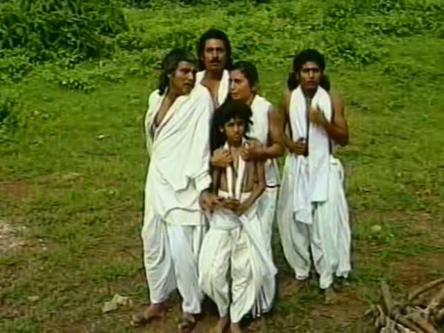 Махабхарата (1988). 53 серия.