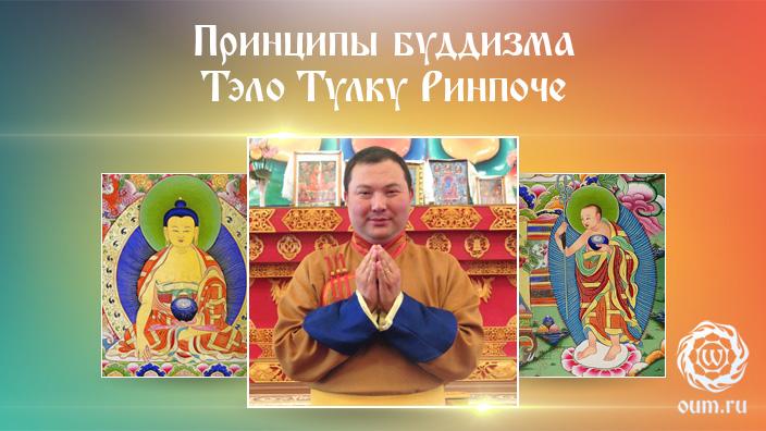 Принципы буддизма. Тэло Тулку Ринпоче