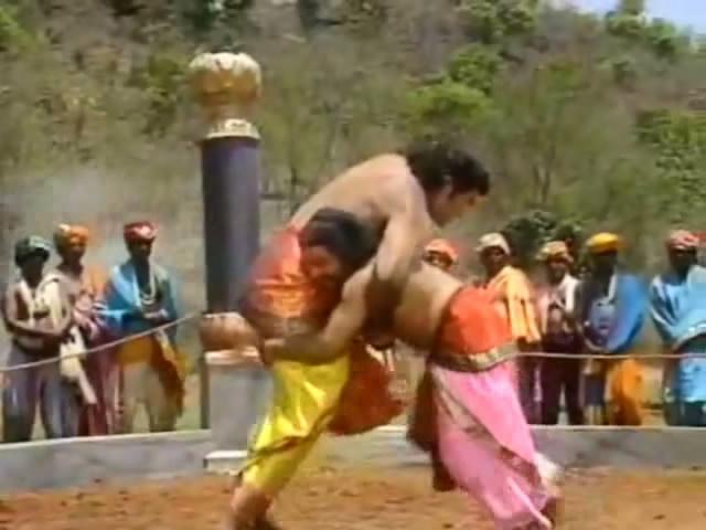 Махабхарата (1988). 42 серия.