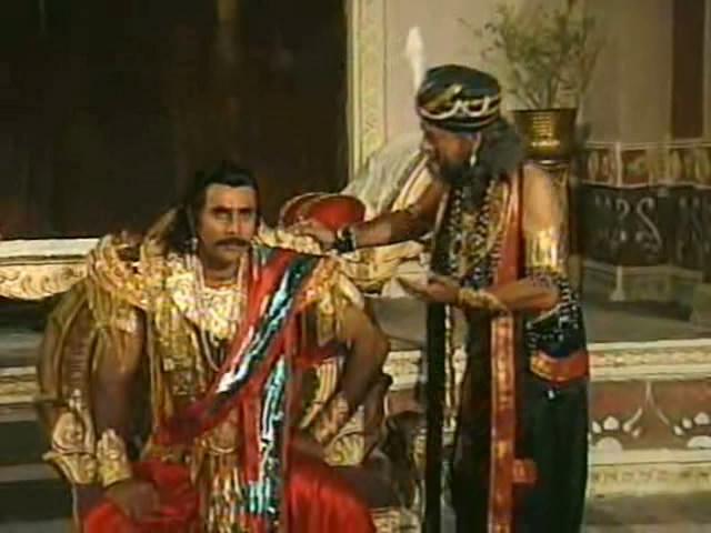Махабхарата (1988). 52 серия.