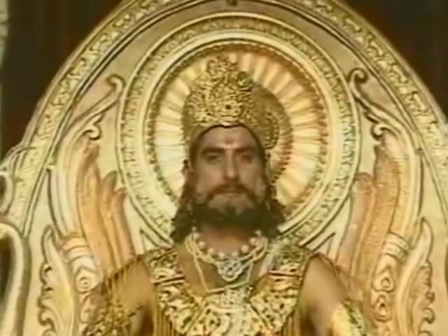 Махабхарата (1988). 1 серия.