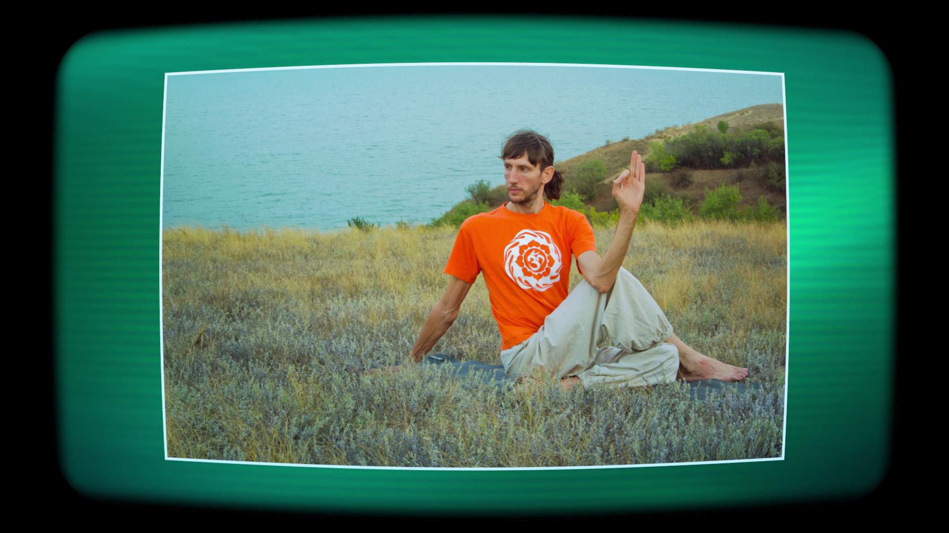 Курсы преподавателей йоги - Андрей Верба.