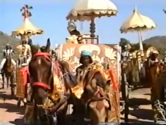 Махабхарата (1988). 91 серия.