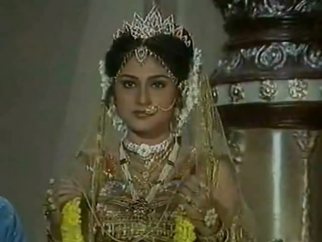 Махабхарата (1988). 35 серия.